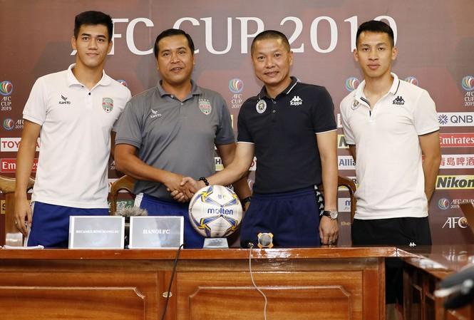 Không phải Quang Hải, HLV Bình Dương chỉ ra cầu thủ nguy hiểm nhất của Hà Nội FC