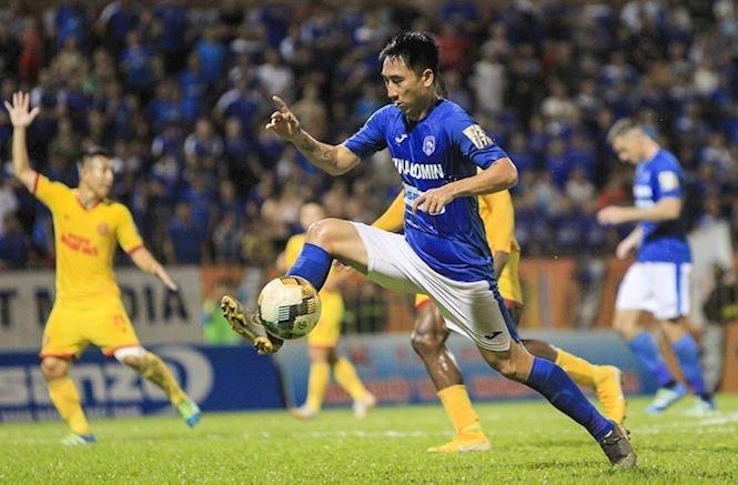 Hải Huy (Than Quảng Ninh) bị phạt nặng vì hành vi phi thể thao