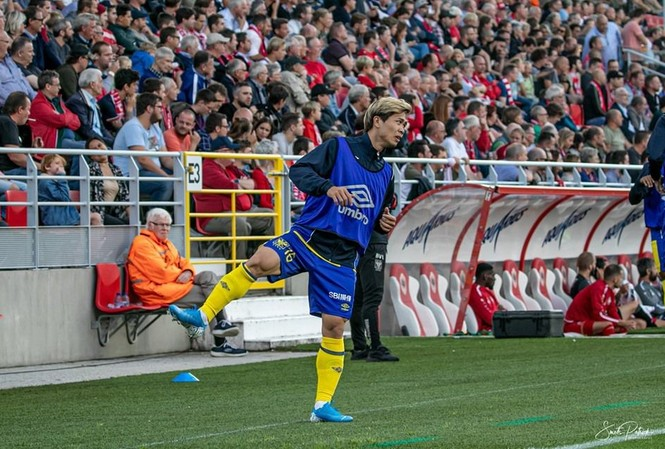 Công Phượng có cơ hội đá chính tại Bỉ vì đồng đội gặp... 'hạn'