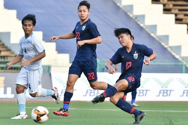 U19 Thái Lan hủy diệt U19 Quần đảo Bắc Mariana 21-0