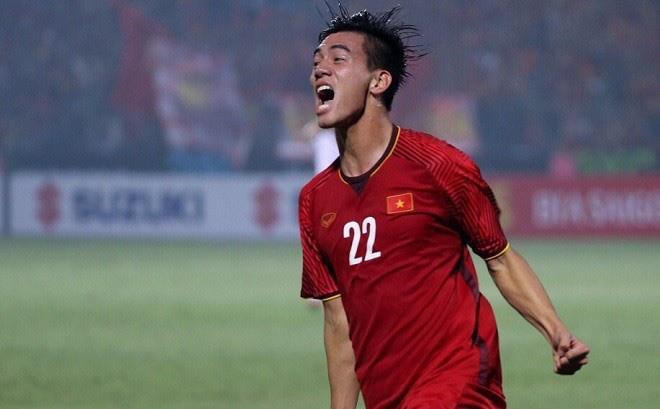 Tiến Linh được triệu tập lên đội tuyển Việt Nam