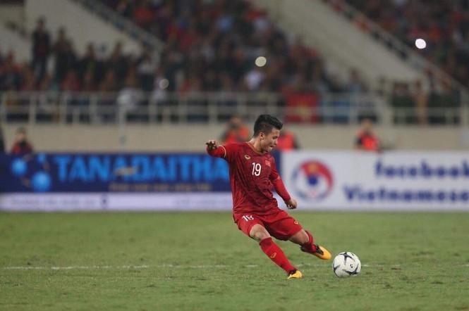 Đánh bại UAE, tuyển Việt Nam đạt thứ hạng lịch sử sau 20 năm