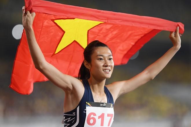 Đối thủ tăng cường nhập tịch, điền kinh Việt Nam khó giành vàng?
