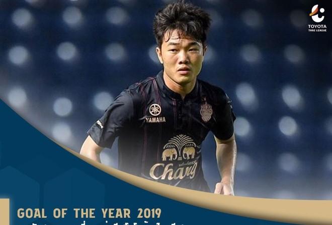 Bàn thắng của Xuân Trường đẹp nhất Thai League 2019