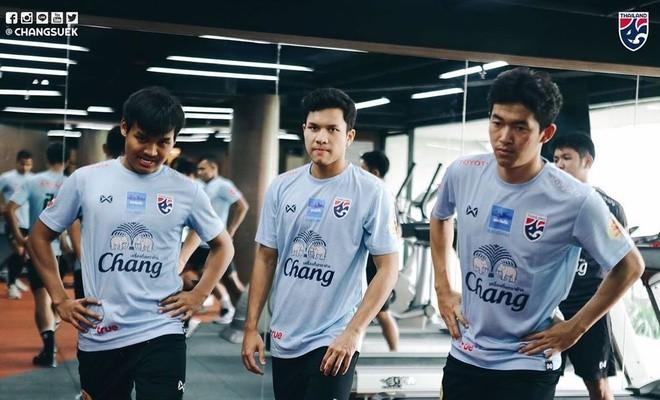 U23 Thái Lan dính bão chấn thương trước thềm U23 châu Á