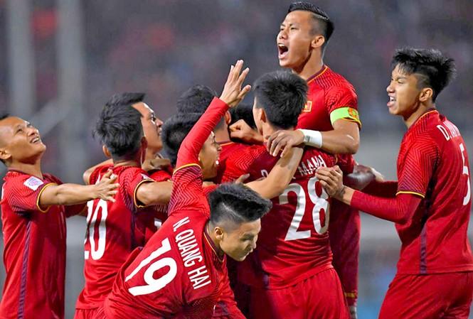 FIFA vinh danh bóng đá Việt Nam