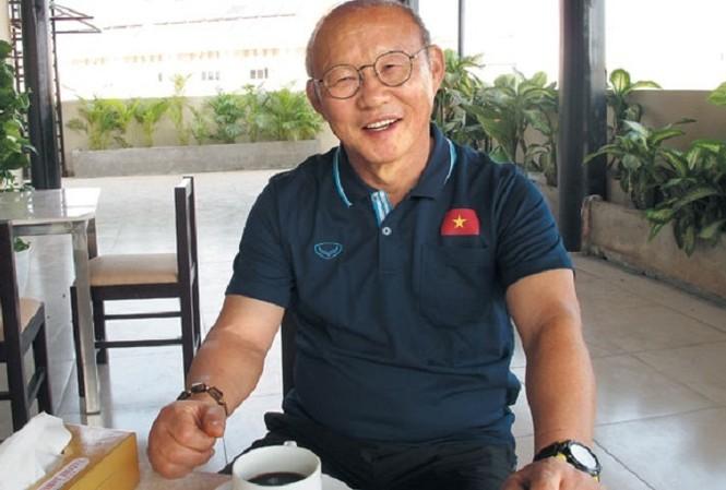 Thầy Park: 'Tôi sẽ không nhượng bộ HLV Shin Tae Yong'