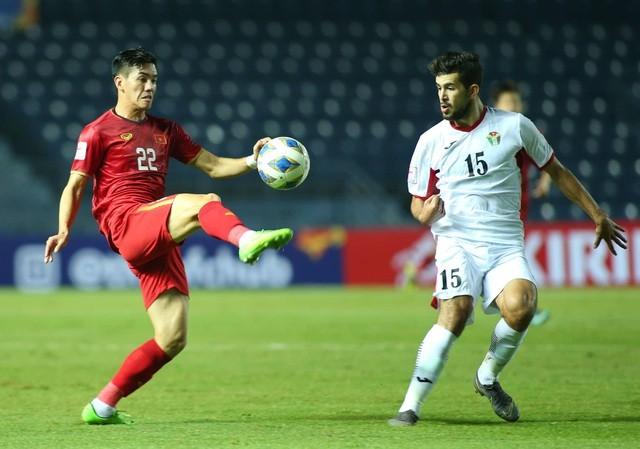 U23 Việt Nam vẫn chưa có bàn thắng. Ảnh: Dân Trí
