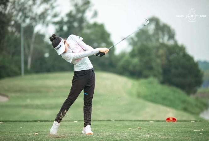 Ở tuổi 12, Lê chúc An đã định hướng theo con đường golf chuyên nghiệp