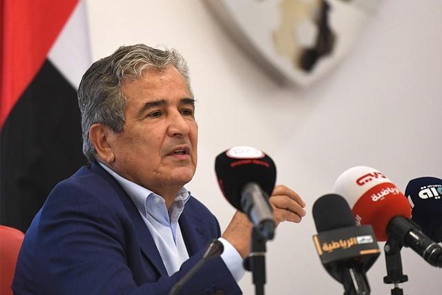 HLV Jorge Luis Pinto bị sa thải chỉ sau 5 tháng