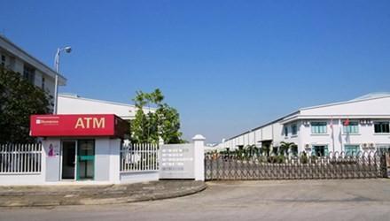 Công ty TNHH Huge Gain Holdinh Co.Ltd có trụ sở tại khu công nghiệp Đồ Sơn, Hải Phòng