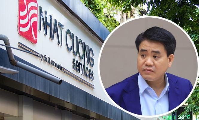 Bị can Nguyễn Đức Chung