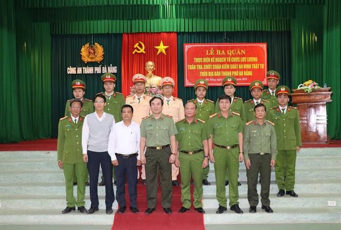 Đà Nẵng thành lập lực lượng cảnh sát 911