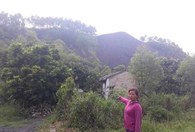 Khai thác than ở mỏ Bố Hạ ảnh hưởng đến người dân xung quanh