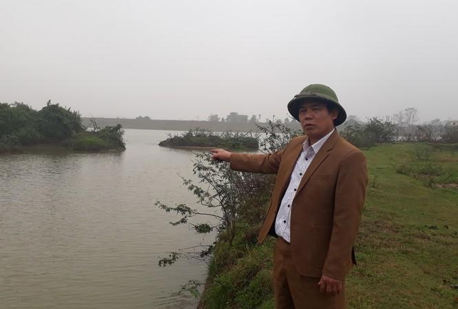 Người dân tỉnh Bắc Giang bất bình về việc nước sông Cầu bị ô nhiễm