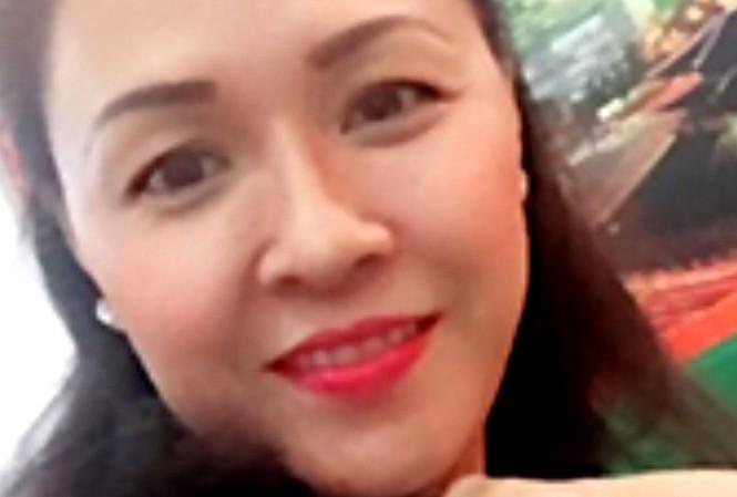 Bà Trần Thị Hồng Hạnh.