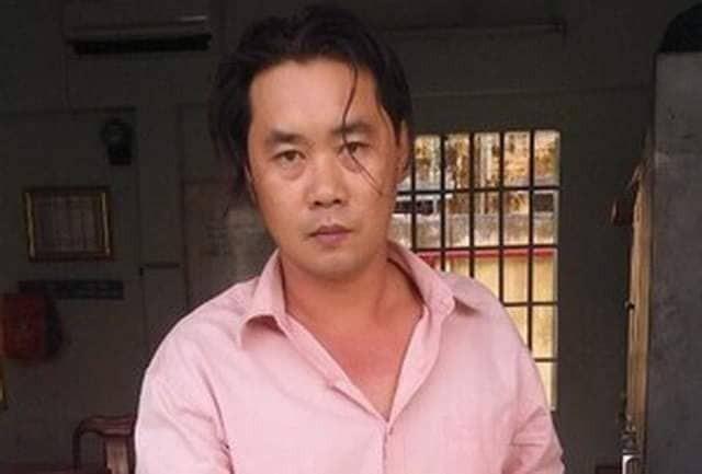 Nguyễn Hữu Phước, nghi can gây ra vụ án.