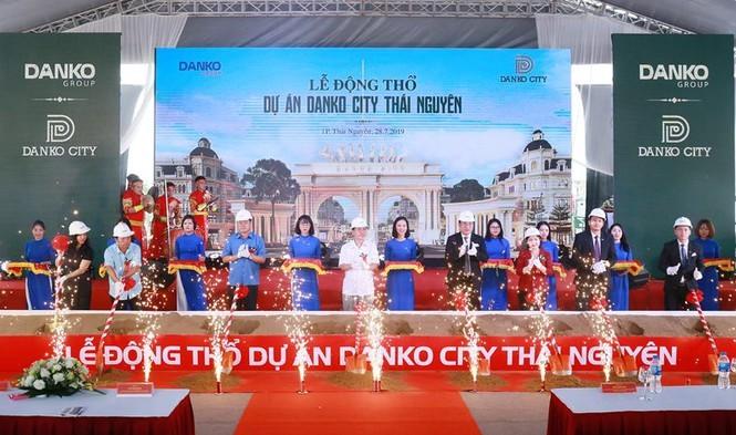 Dự án khu đô thị tại Thái Nguyên đã động thổ nhưng bị Bộ Xây dựng yêu cầu rà soát lại