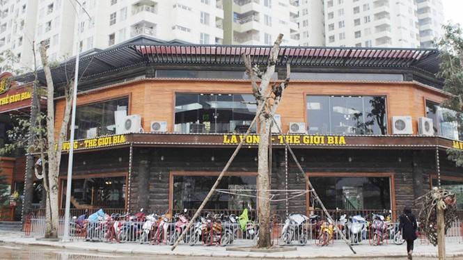 Thanh tra Chính phủ yêu cầu rà soát lại nghĩa vụ tài chính với dự án của Công ty Lã Vọng tại khu đô thị Đông Nam Trần Duy Hưng