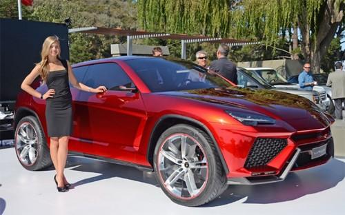 Lamborghini muốn thu hút khách hàng nữ với việc ra mắt mẫu SUV mới Urus. Ảnh: Netgills.