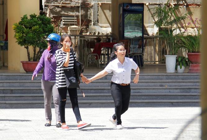 Kỳ thi THPT quốc gia năm nay, Đà Nẵng có 10.003 thí sinh dự thhi với gần 95% đỗ tốt nghiệp. Ảnh: Thanh Trần.