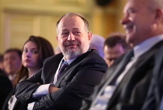 Ông Vladimir Lisin. Ảnh: Bloomberg