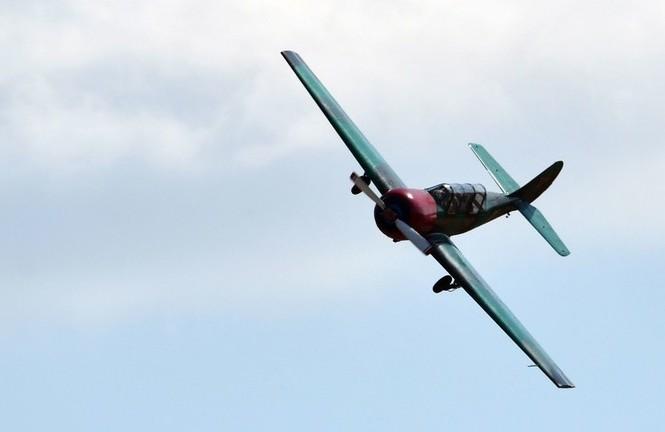 Máy bay Yak-52. Ảnh: Sputnik