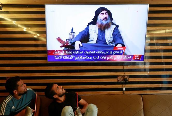 Thủ lĩnh IS vừa bị tiêu diệt Abu Bakr al-Baghdadi. Ảnh: Reuters