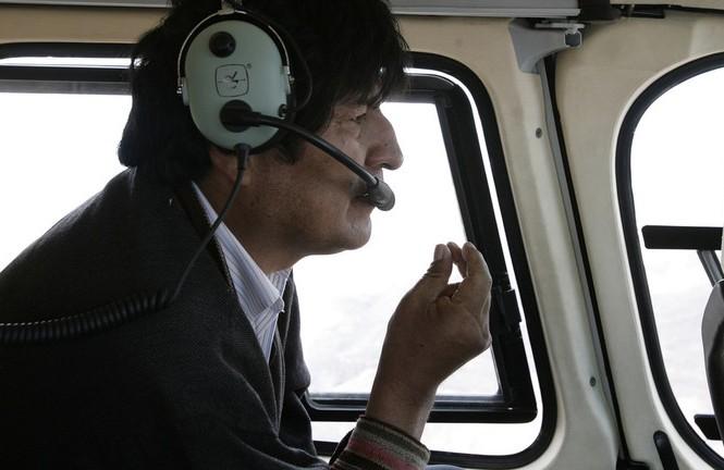 Cựu Tổng thống Bolivia - Evo Morales. Ảnh: Reuters