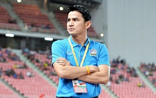 Cựu HLV ĐT Thái Lan - Kiatisuk. (Ảnh: Siam Sport).
