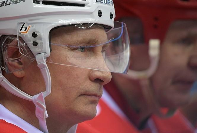 Tổng thống Nga Putin. Ảnh: Sputnik