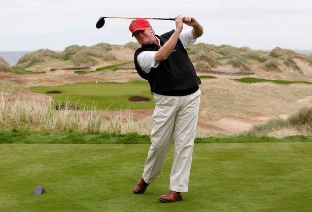 Cựu Tổng thống Donald Trump. Ảnh: Reuters