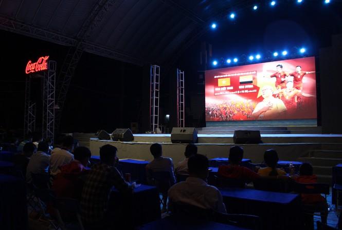 Tại Đà Nẵng, trận chung kết môn bóng nam Seagame 30 giữa U22 Việt Nam và U22 Indonesia sẽ được chiếu trên màn hình led lớn tại nhiều địa điểm để phục vụ người hâm mộ