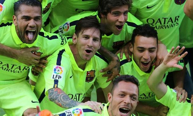 Barcelona nhận thưởng đậm nếu vô địch Champions League.