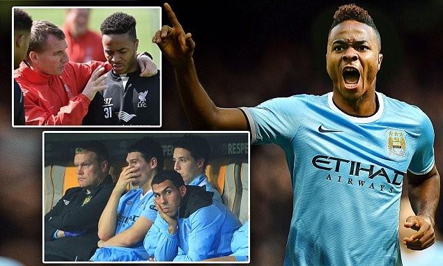 Sterling đã đạt thỏa thuận gia nhập Man City.