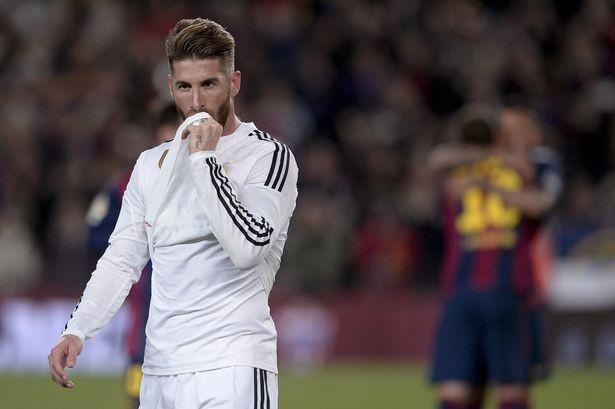 Ramos đã đồng ý nhận băng thủ quân Real Madrid.