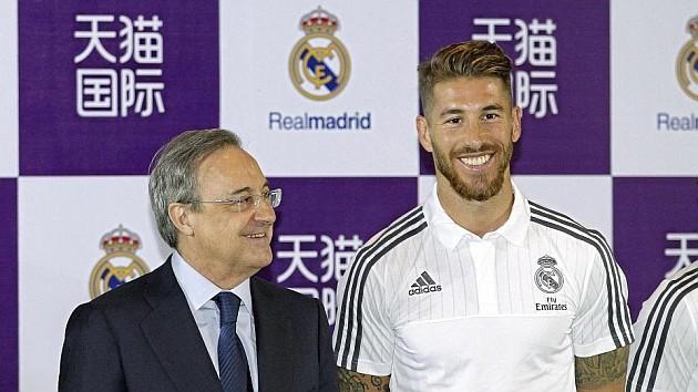 Ramos đã đạt được thỏa thuận gia hạn với Real Madrid.