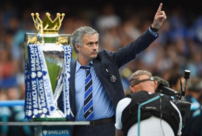 Tên của Jose Mourinho vẫn thuộc quyền sở hữu của Chelsea.