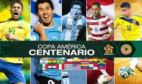 Copa America 2016 có rất nhiều điều kỳ lạ.