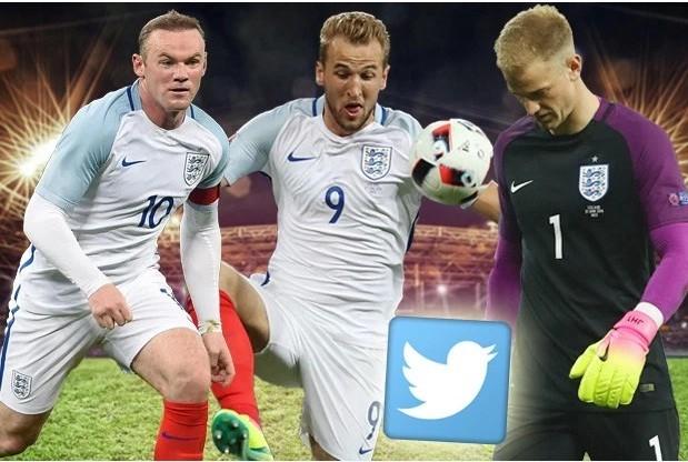 Anh thua Iceland thành sự kiện được chia sẻ rầm rộ trên mạng xã hội.