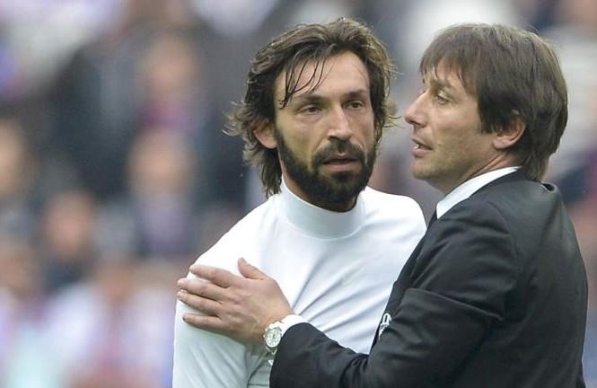 Pirlo trên đường gia nhập Chelsea.