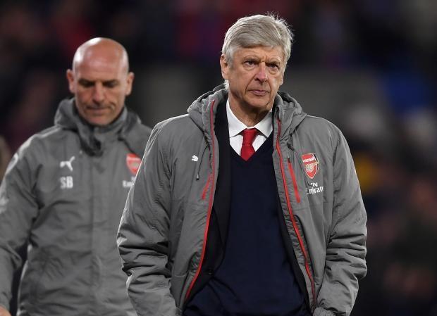 Arsenal cấp cho HLV Wenger 200 triệu bảng mua sắm .