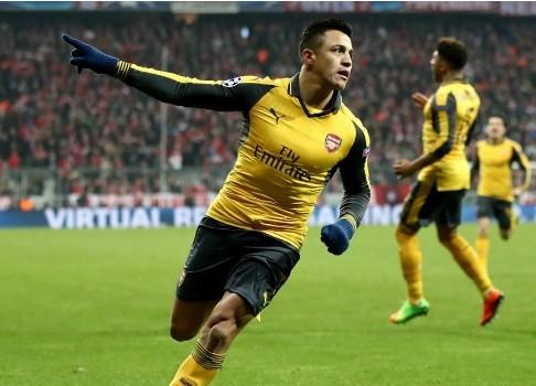 Arsenal sẵn sàng tăng lương cho Alexis Sanchez lên mức kỷ lục.