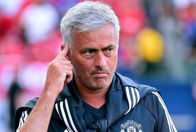 HLV Jose Mourinho lo lắng về nhân sự của M.U.