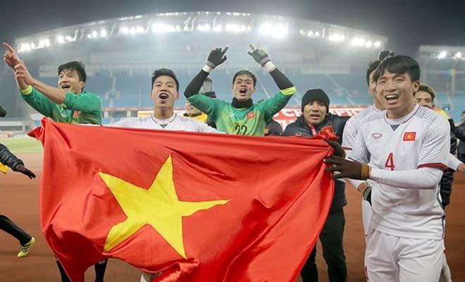 Tiền thưởng cho U23 Việt Nam đã lên tới 40 tỷ đồng.