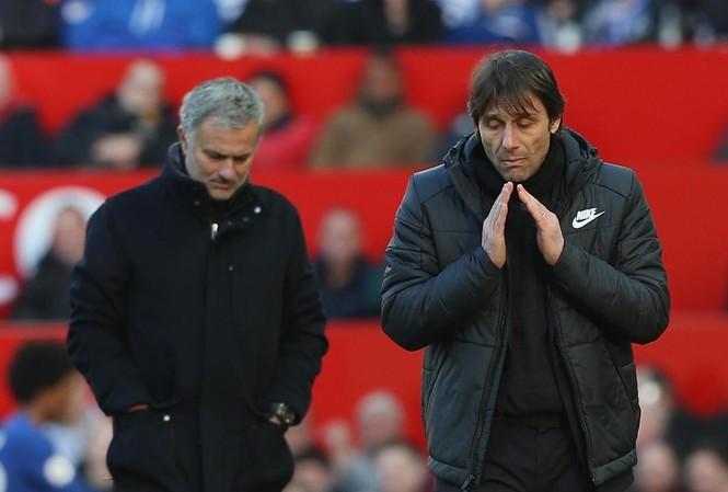 HLV Antonio Conte tiếc nuối khi Chelsea thua ngược M.U.