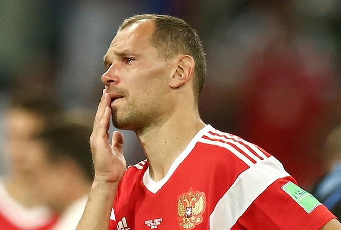 Sergei Ignashevich chính thức giã từ sự nghiệp thi đấu quốc tế