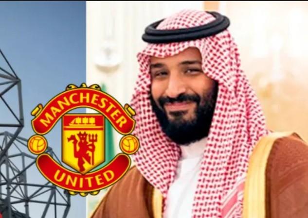 Thái tử Mohamed Bin Salman không có ý định mua M.U từ nhà Glazer.