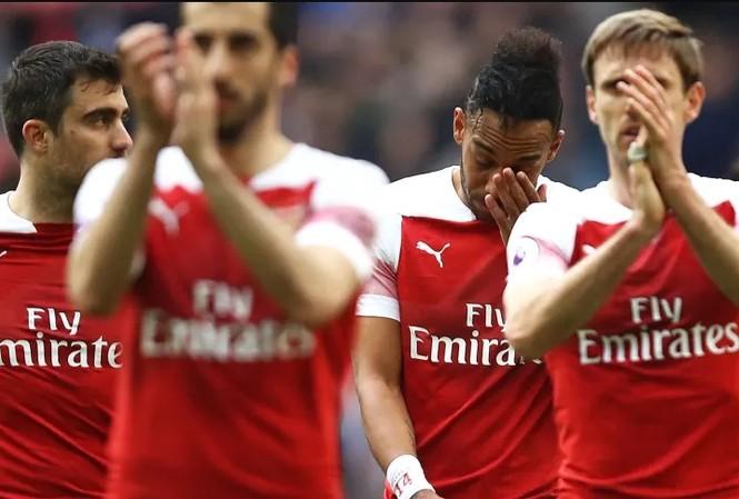 Arsenal chưa giữ sạch lưới trận sân khách nào tại Premier League mùa này.
