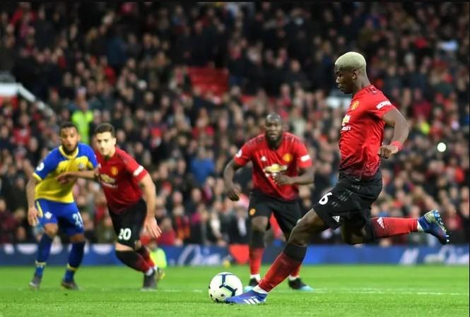 Pogba là cầu thủ thực hiện hỏng penalty nhiều nhất ở Premier League mùa này.